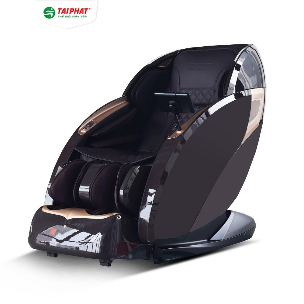 Ghế massage toàn thân Fujikashi FJ-4600 Plus giải pháp tuyệt vời để chăm sóc sức khỏe tại nhà.